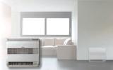 Klimatizačná jednotka Toshiba RAS-B10UFV-E 2.5/3.2 kW - parapetná