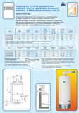 Plynový bojler 150l Quantum Q7-40-NODS/E