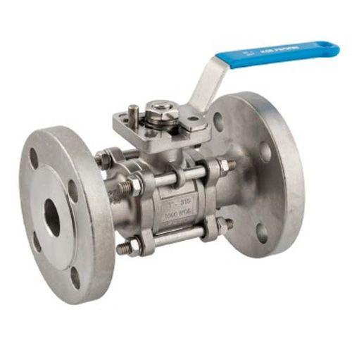 Guľový ventil KSB PROFIN-SI3FIT PN16 DN65 - trojdielny