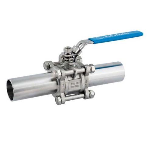 Guľový ventil KSB PROFIN-VT3L PN40 DN50 - trojdielny