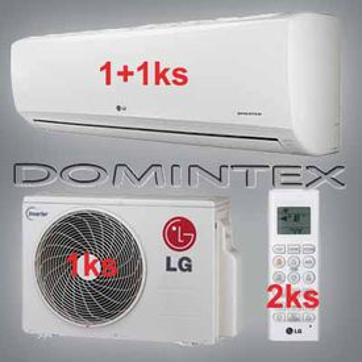Klimatizácia LG Standard Plus 5kW 1xPM05SP/1xPM12SP