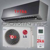 Klimatizácia LG ArtCool 4,6kW 1xAM07BP/1xAM09BP