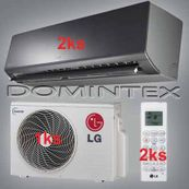 Klimatizácia LG ArtCool 4kW 2xAM07BP