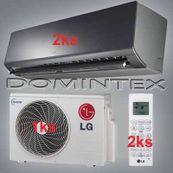 Klimatizácia LG ArtCool 5,2kW 2xMS09AW