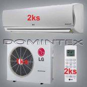 Klimatizácia LG DeLuxe 7kW 2xDM12RP