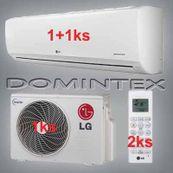 Klimatizácia LG Standard 4,6kW 1xMS07SQ/1xMS09SQ