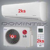 Klimatizácia LG Standard 4kW 2xMS07SQ