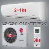 Klimatizácia LG Standard Plus 6,5kW 2xPM05SP/1xPM12SP
