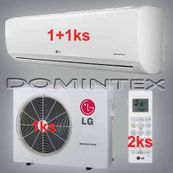 Klimatizácia LG Standard 6,8kW 1xMS09SQ/1xMS15SQ