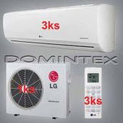 Klimatizácia LG Standard 6kW 3xMS07SQ