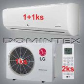 Klimatizácia LG Standard 7,3kW 1xMS07SQ/1xMS18SQ