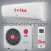 Klimatizácia LG Standard 7,9kW 1xMS09SQ/1xMS18SQ