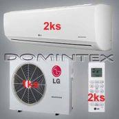 Klimatizácia LG Standard 7kW 2xMS12SQ