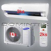 Klimatizácia Samsung Best 5/6.4kW-2xAR09JSPFBWKNEU