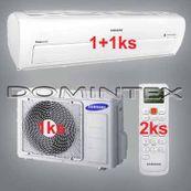 Klimatizácia Samsung Better 4.5kW AR7000 1x2.0kW/1x2.5kW