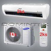 Klimatizácia Samsung Better 5/6.4kW-2xAR09KSPDBWKNEU