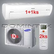 Klimatizácia Samsung Better 6kW AR7000 1x2.5kW/1x3.5kW