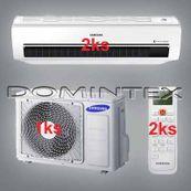 Klimatizácia Samsung Good1 5/6.6kW-2xAR09KSWSBWKNET
