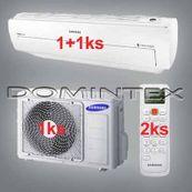 Klimatizácia Samsung Good1 7.5kW AR5000 1x2.5kW/1x5.0kW