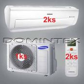 Klimatizácia Samsung Good2 4/4.4kW-2xAR07KSWNAWKNEU