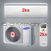 Klimatizácia Samsung Boracay+ 7/7kW-2xAR12KSFHBWKNET