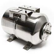 Nerezová tlaková nádoba 80l Aquasystem VAO 80 INOX 10Bar