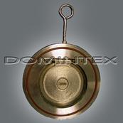 Spätná klapka KSB ECOLINE WT PN16 DN65 ocel/viton