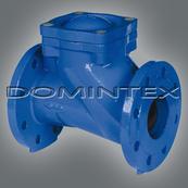 Spätný ventil DN100 KSB BOA-RPL PN10/16 - guľový