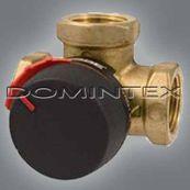 """Štvorcestný ventil ESBE duomix VRB141 DN20 - 3/4"""" Kvs 6,3 - vnútorný závit"""