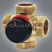 """Štvorcestný ventil ESBE duomix VRG142 DN20 - 1"""" Kvs 6,3 -vonkajší závit"""