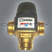 """Termostatický ventil ESBE VTA322 20-43C DN15 G3/4"""""""
