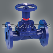 Uzatvárací ventil KSB DN20 SISTO-10 - membrána EPDM