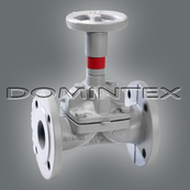 Uzatvárací ventil KSB DN20 SISTO-16 - membrána EPDM