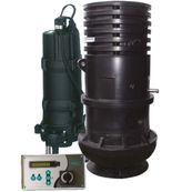 Čerpacia šachta Wilo WS 825 Set / EM s kalovým čerpadlom