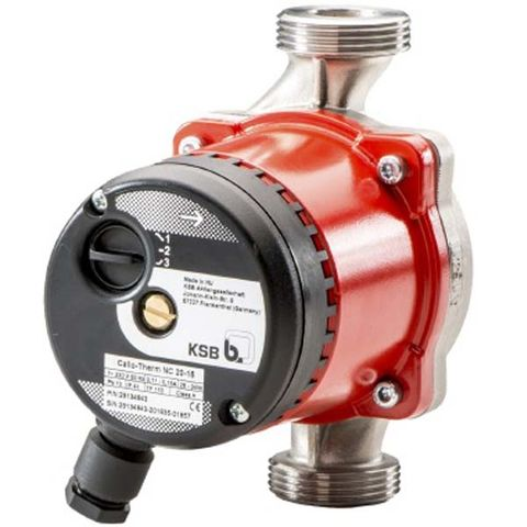Cirkulačné čerpadlo KSB Calio-Therm NC 25-40