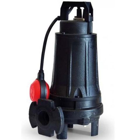 Kalové čerpadlo s rezacím zariadením Dreno GRIX 100 M/G 230V/ 0,9kW s plavákom