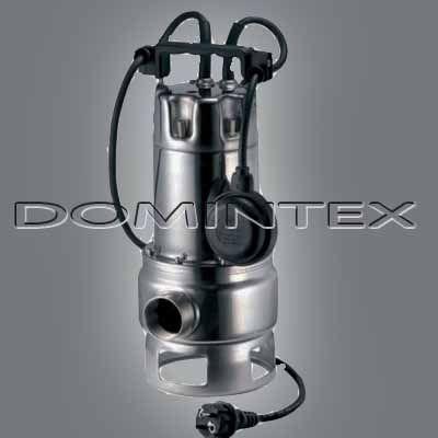 Kalové ponorné čerpadlo Pentax DX 80G 230V s plavákom