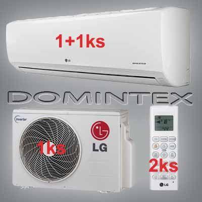 Klimatizácia LG Standard Plus 4,1kW 1xPM05SP/1xPM09SP
