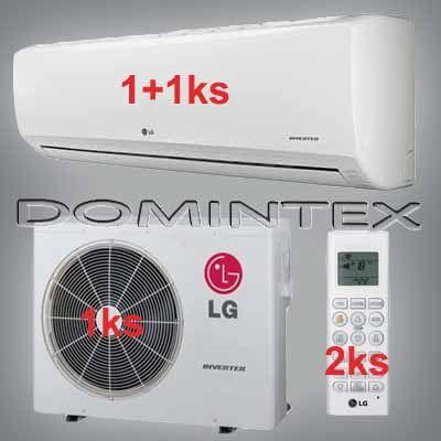 Klimatizácia LG Standard Plus 6,8kW 1xPM09SP/1xPM15SP