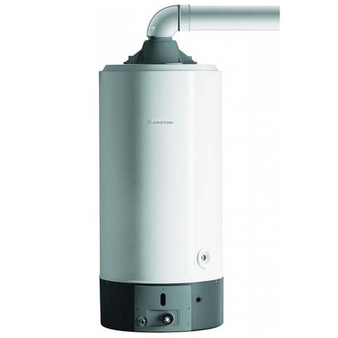 Plynový ohrievač vody 200l Quadriga 200P FB(Q8 200 FB)