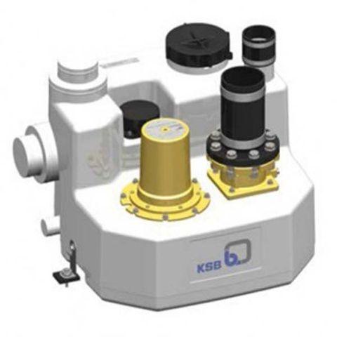 Prečerpávacia stanica KSB mini-Compacta U1.60 E 0,75kW 230V