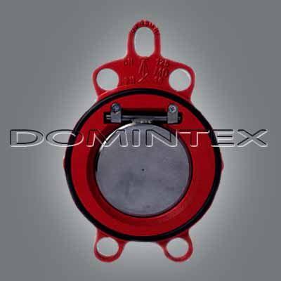 Spätná klapka ABO 814NBR DN100 PN16/GGG40 na uhľovodíky