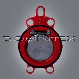 Spätná klapka ABO 814NBR DN125 PN16/GGG40 na uhľovodíky