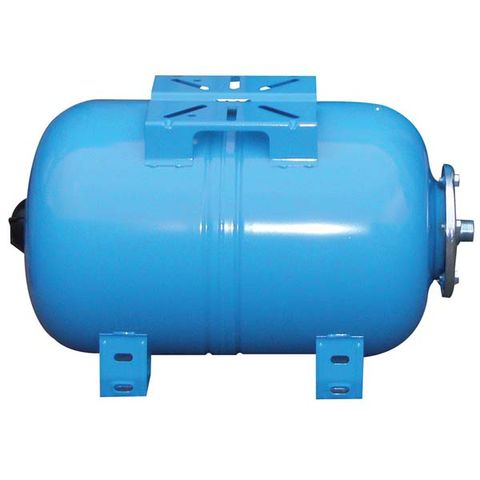 Tlaková nádoba 60l Aquasystem VAO 60 10 Bar - horizontálna