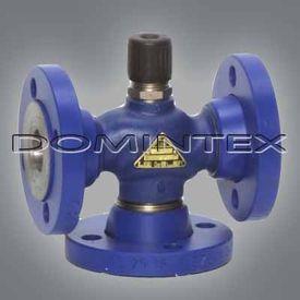Trojcestný ventil LDM COMAR DN15/3/F Kvs 0,4