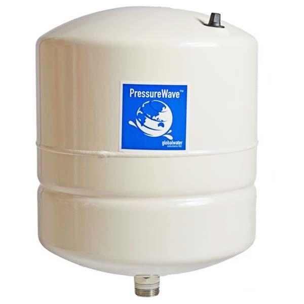 Pripojiť tlakovú nádrž vody